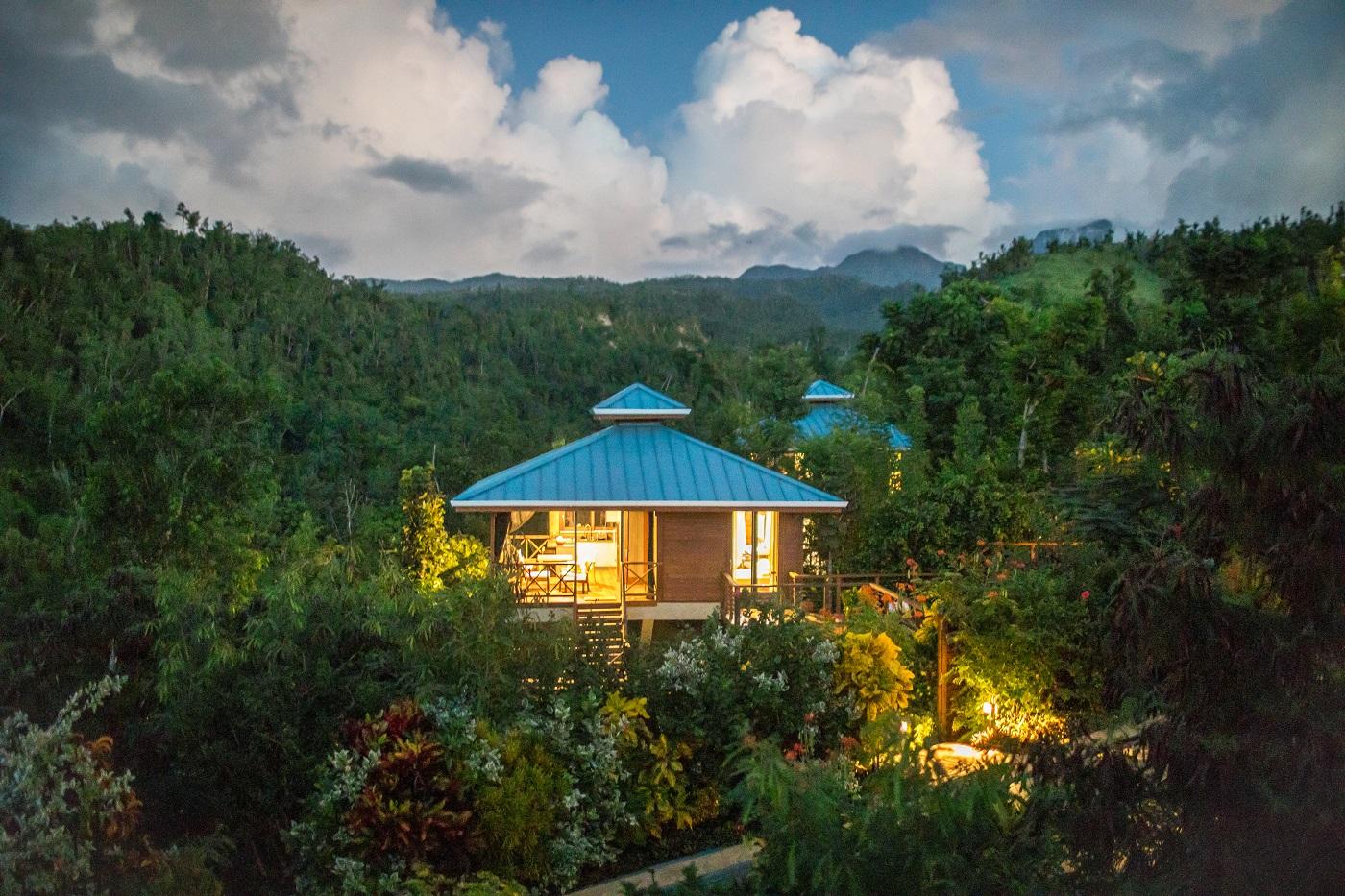 Secret Bay's Ylang Ylang Villa Exterior