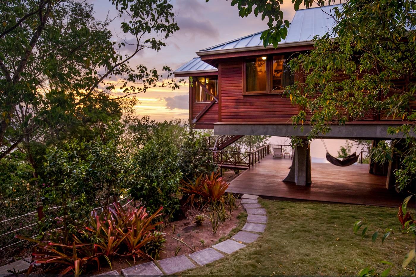 Secret Bay's Zabuco Villa Exterior