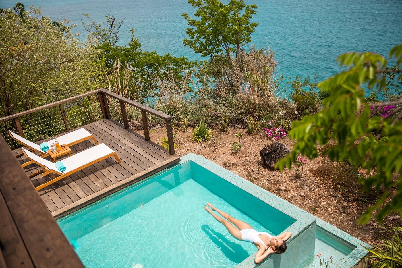 Secret Bay's Zabuco Villa Private Plunge Pool (1)